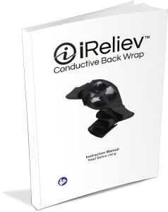 ET-1515 Conductive Back Wrap for TENS Unit Manual Render
