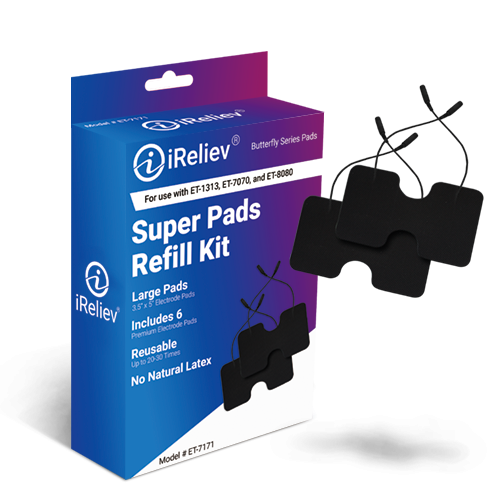 iReliev Super Pads Refill Kit