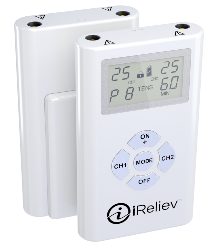 ET-1313 iReliev Pain Relief System TENS Unit