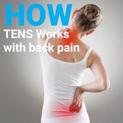 How TENs works with back pain