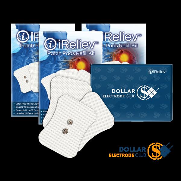 Dollar Electrode Pad Club Subscription, Mini Size
