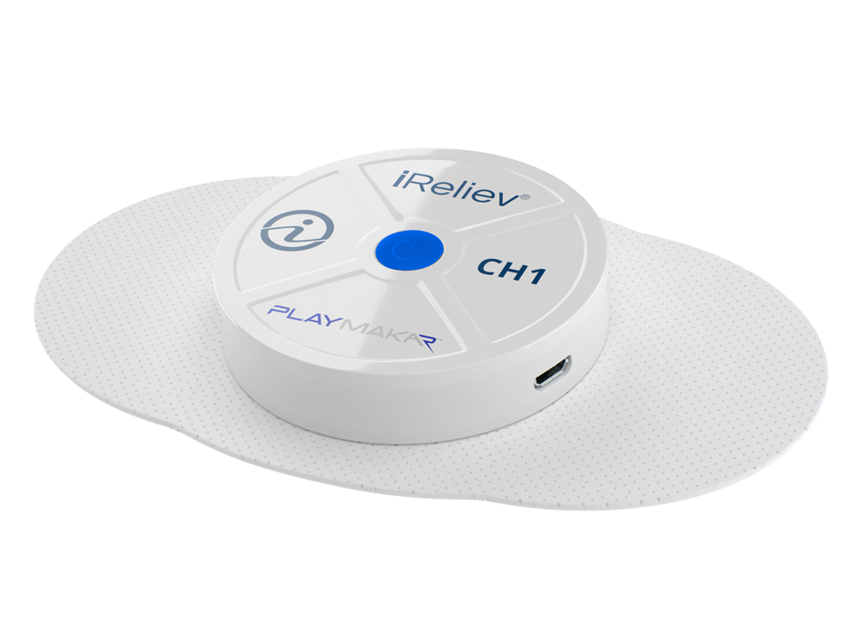 wireless TENS EMS muscle stimulator Channel 1 Receiver Pod