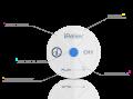 Wireless TENS EMS Muscle Stimulator