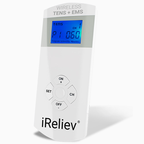 iReliev Wireless Therapeutic Wearable System