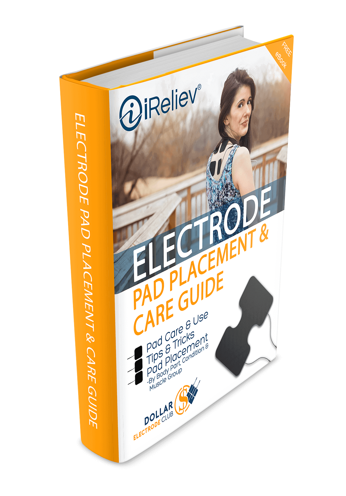 Electrode Pad Placement & Care Guide