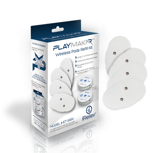 Wireless TENS EMS Electrode Pads