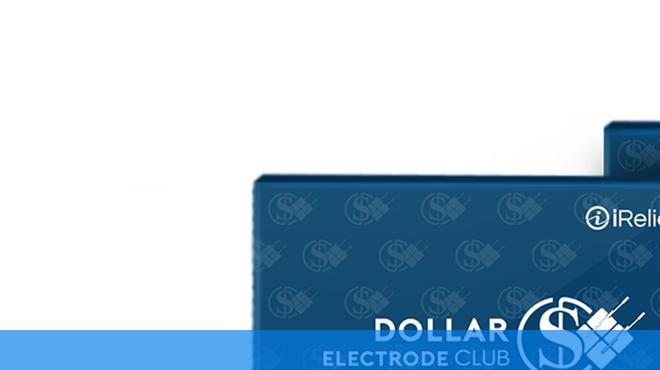 DOLLAR ELECTRODE PAD CLUB IMAGE