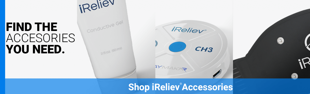 Shop iReliev Accessories