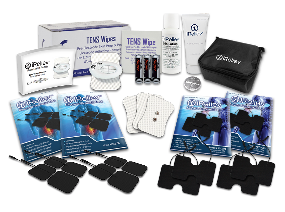 Ultimate Electrotherapy Bundle What's Included