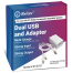 iReliev Dual USB and Adapter