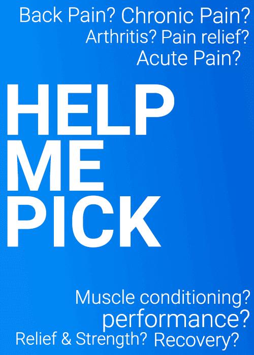 help me pick