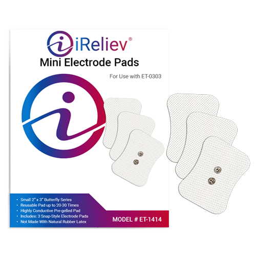 iReliev Mini Patch Pads