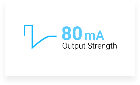 Output strength box
