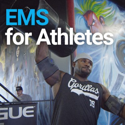 EMS for athletes