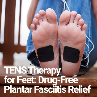 TENS Therapy for feet