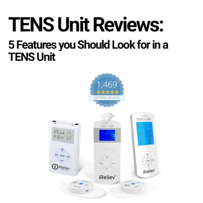 TENS unit reviews