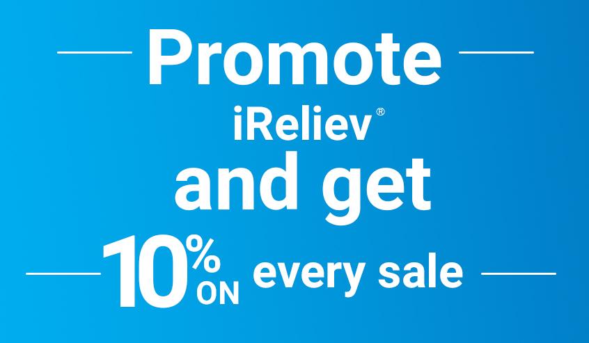 Promote iReliev